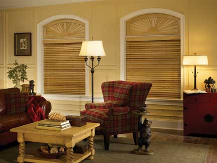 MACADAM BLINDS - HOME OF THE HARDCOVER ARCH WINDOW BLIND, THE MOON